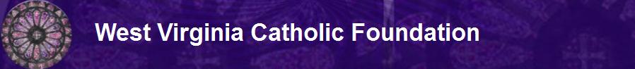 West Virginia Catholic Foundation Logo